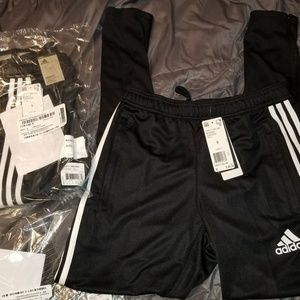 2 Pairs NWT Sz. S Adidas Pants